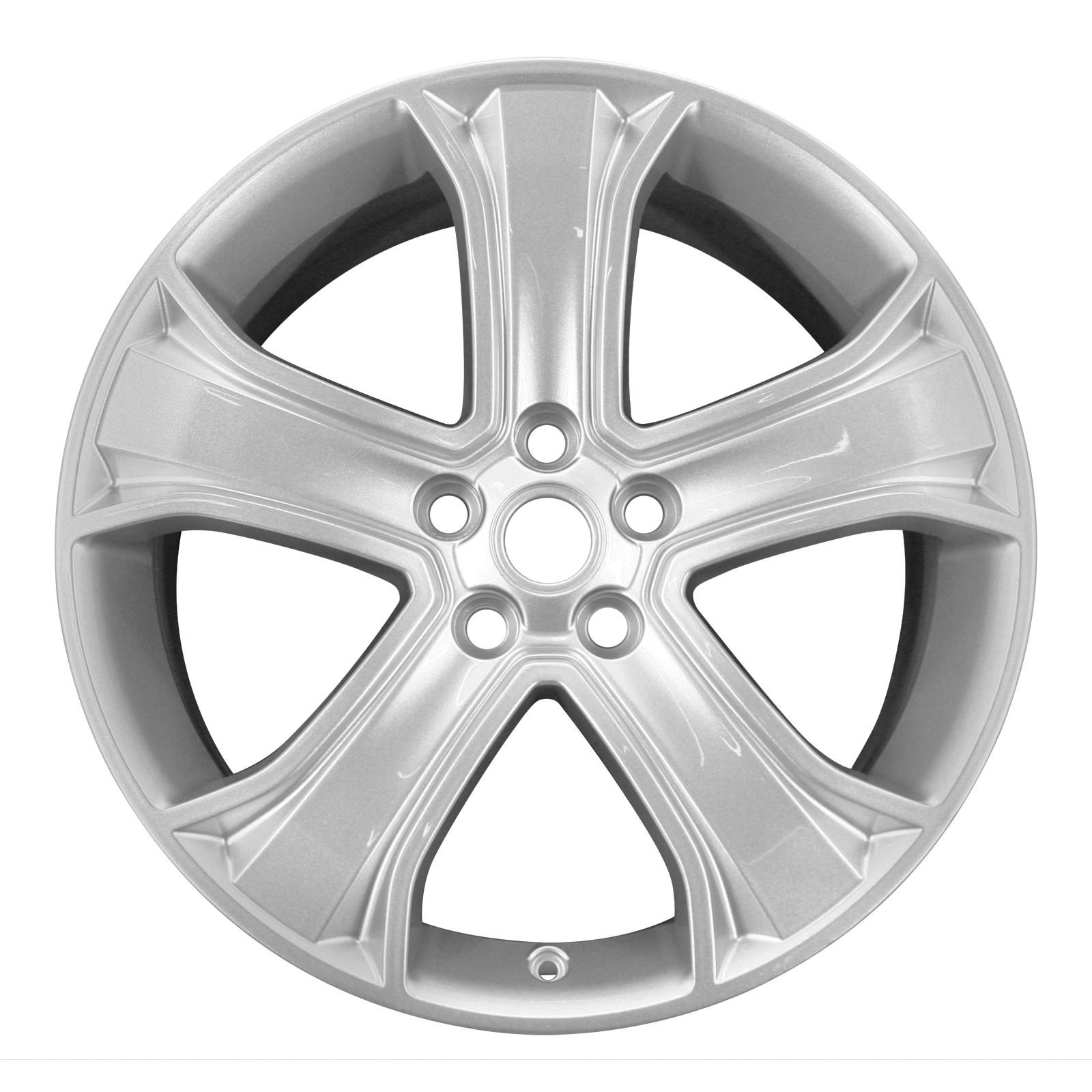 Колесный диск R20 Style 7 Sparkle Silver для Range Rover Sport 2010-2014