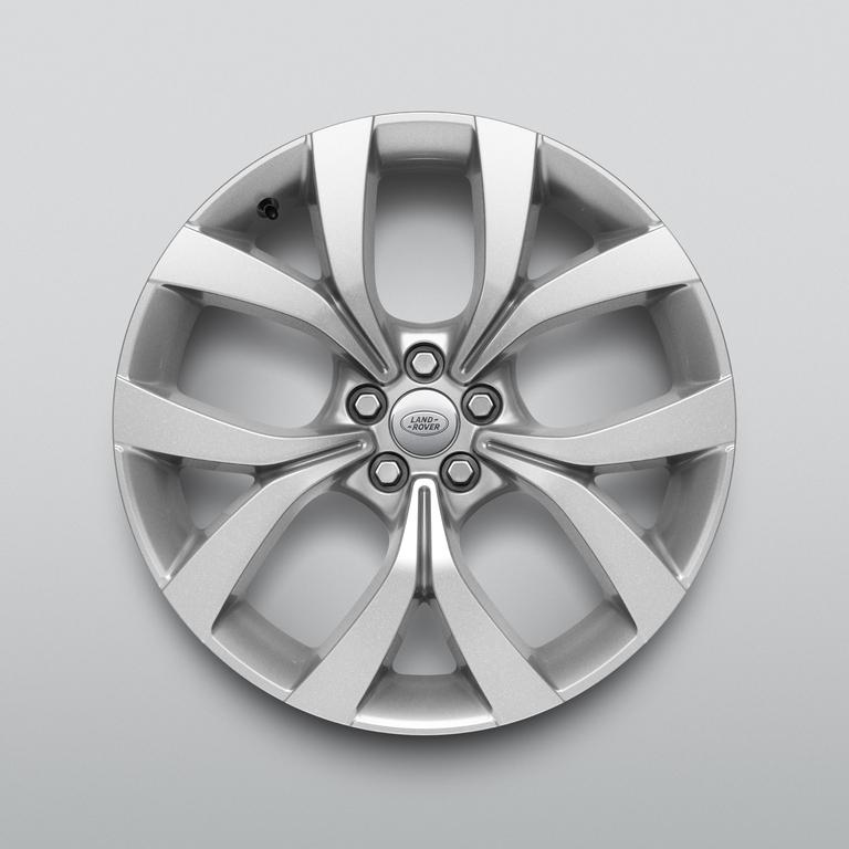 Колесный диск R20 Style 5076 Gloss Sparkle Silver для Range Rover Evoque