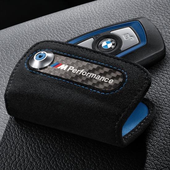 Футляр для ключей M Performance для BMW 1 Series F40
