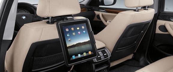 Держатель Apple iPad для BMW X5 G05