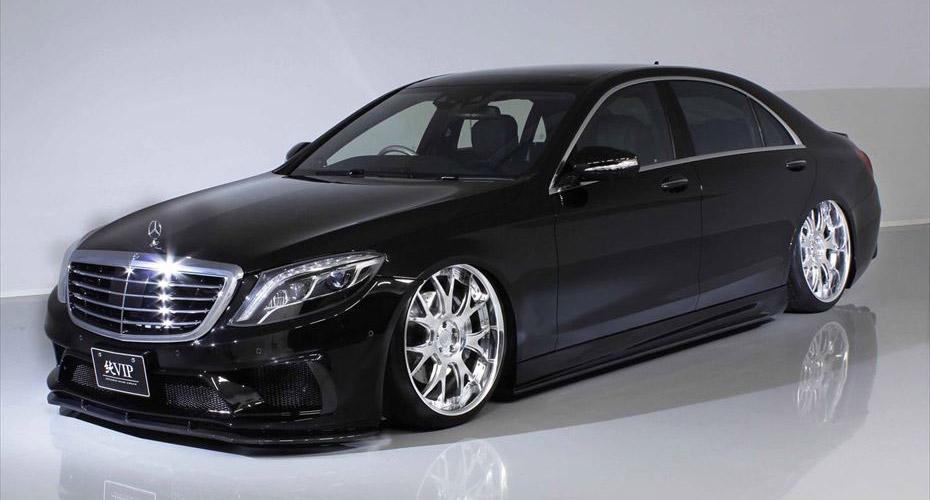 Обвес Aimgain для Mercedes S-class W222