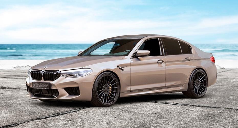 Тюнинг Hamann для BMW M5 F90
