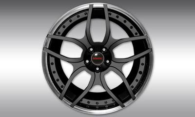 Колесный диск NL 1 Black / Chrome R20 Novitec для Lamborghini Huracan LP 570