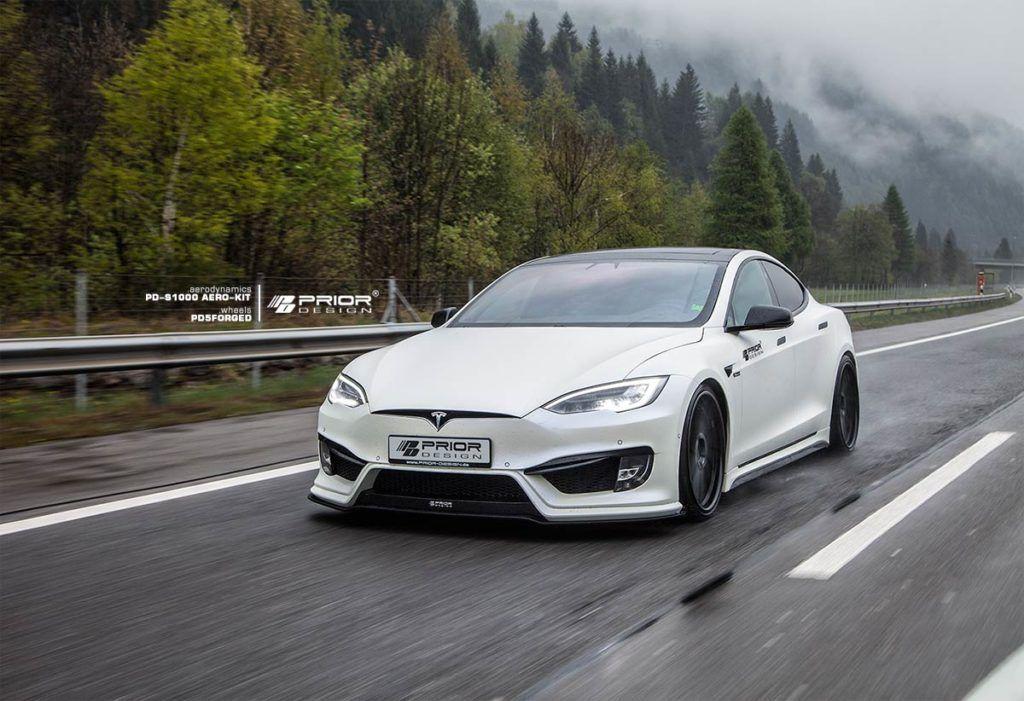 Prior Design для Tesla Model S