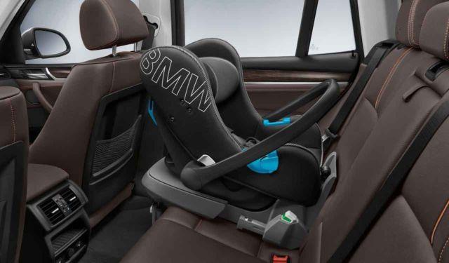 Детское сиденье Baby Seat 0+ для BMW X6 F16