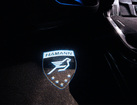 Подсветка на двери Hamann для BMW 2series F22 coupe F23 cabriolet