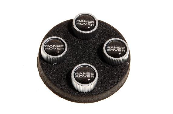 Комплект колпачков на вентиль для Range Rover Velar