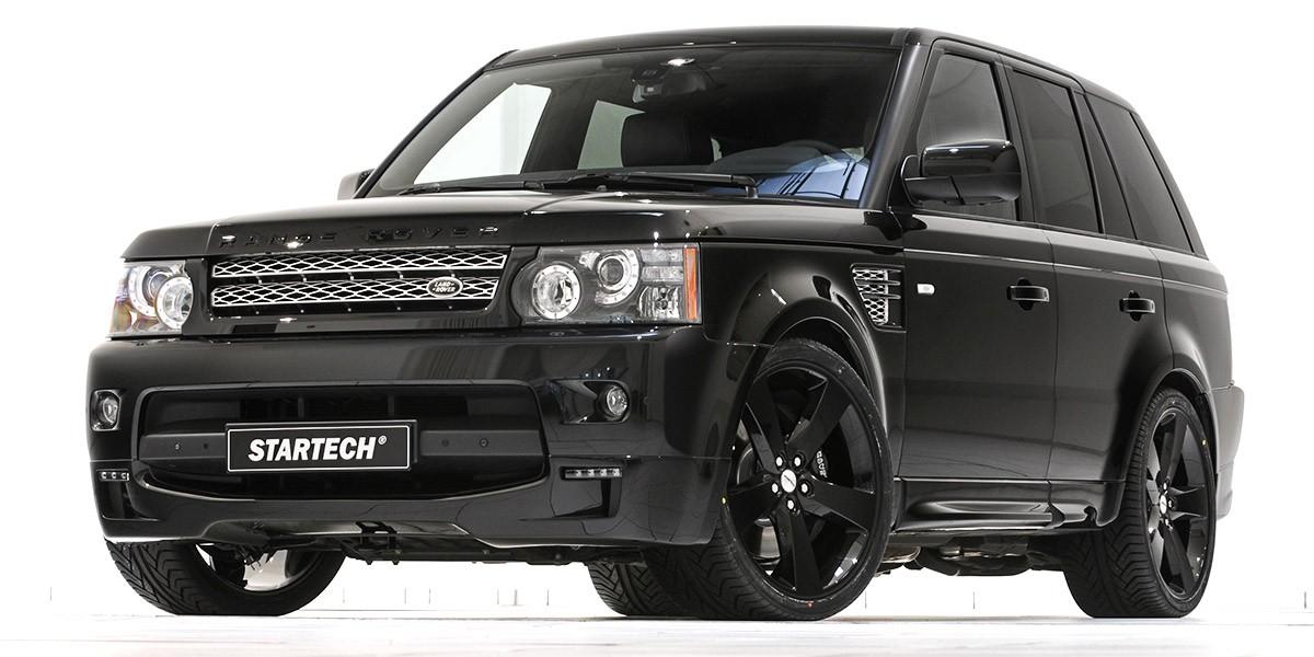 Обвес Startech для Range Rover Sport 2010-2013