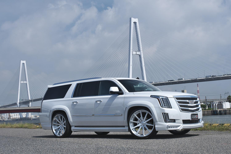 Обвес Zero Design для Cadillac Escalade Ver2