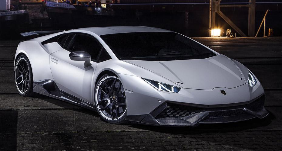 Обвес Novitec для Lamborghini Huracan LP 610