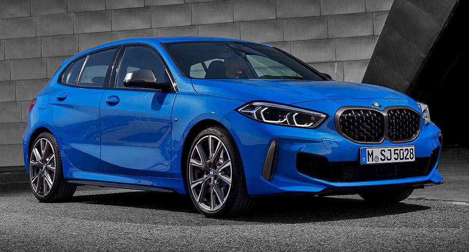 Обвес M-Sport для BMW 1 Series F40