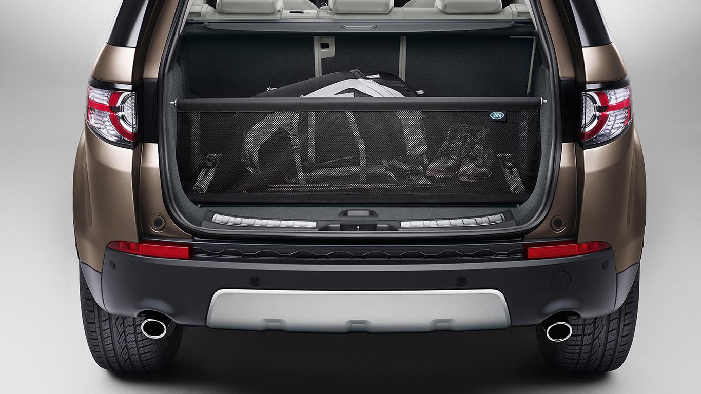Сетка / перегородка багажного отделения для Land Rover Discovery Sport 2015 -