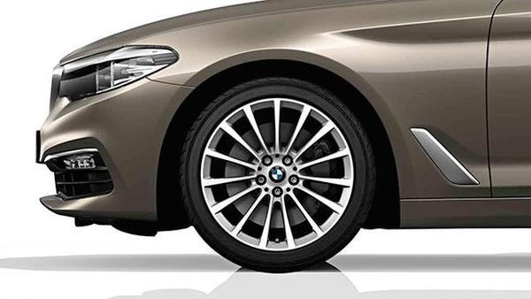 Легкосплавное дисковое колесо (многоспицевое) 619 для BMW 7 Series G11/G12 LCI