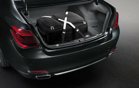 Стяжные ремни багажного отделения для BMW 1 Series E81/E87