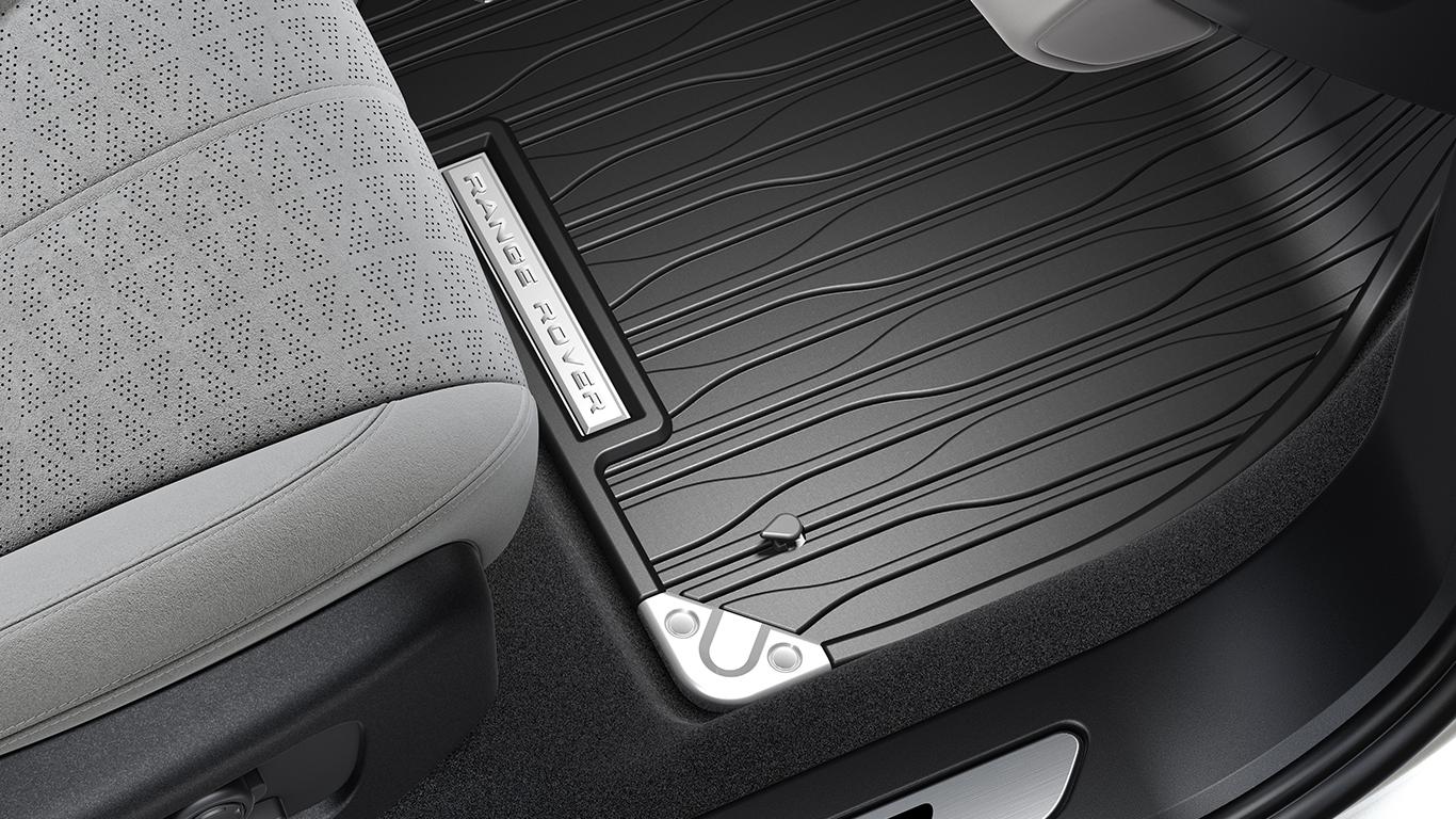 Резиновый коврик салона для Range Rover Evoque