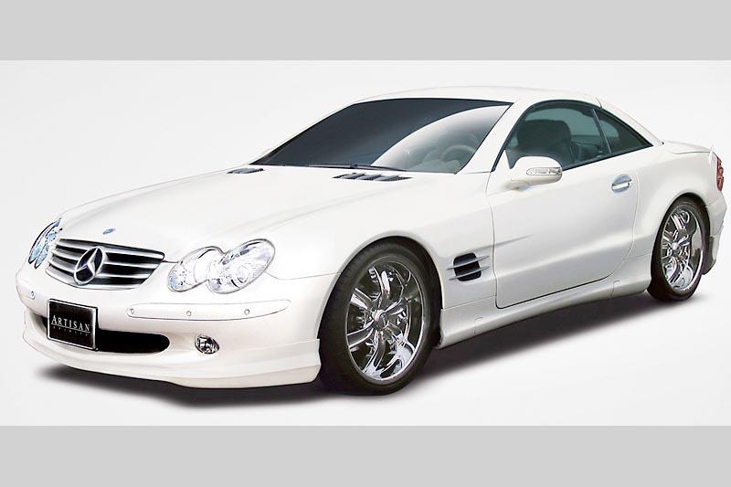 Аэродинамический обвес Artisan Spirits High-spec Line для Mercedes SL-class R230