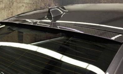Спойлер на стекло (карбон) Mansory для BMW 7-Series F01/F02