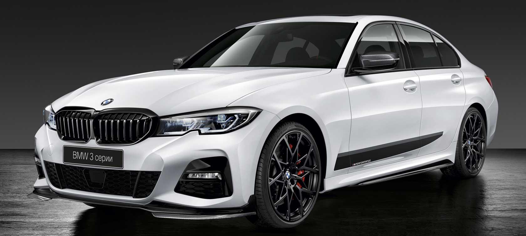 Обвес M-Спорт для BMW 3 Series F34