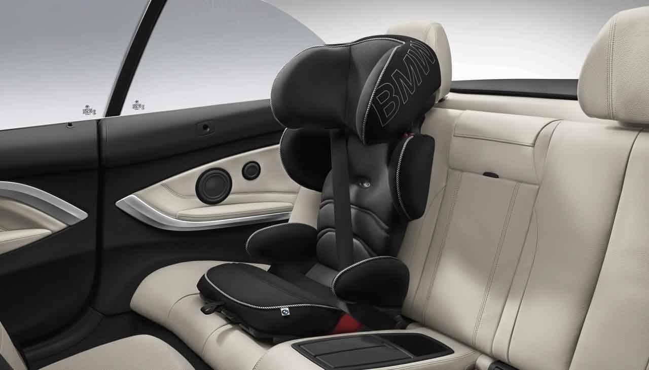 Детское сиденье Junior Seat 2/3 для BMW X5 G05