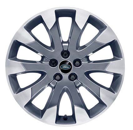 Колесный диск R19 Diamond Turned для Land Rover Freelander