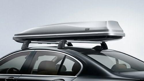 Верхний контейнер для багажа 320 LCI для BMW 1 Series E81/E87