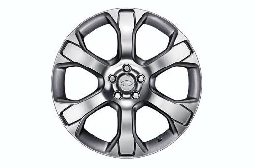 Колесный диск R20 Style 14 Diamond Turned для Range Rover Evoque