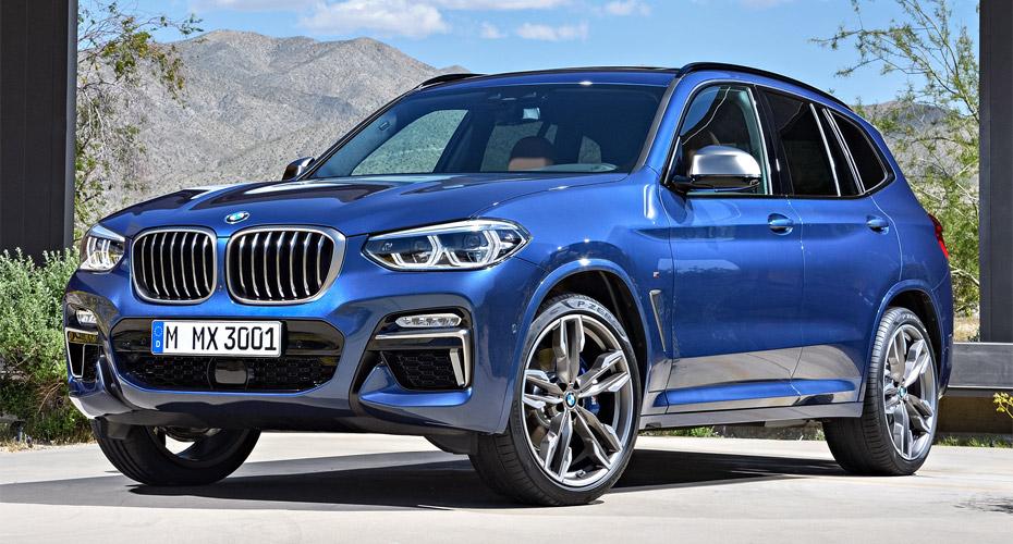 Тюнинг M Sport для BMW X3 G01