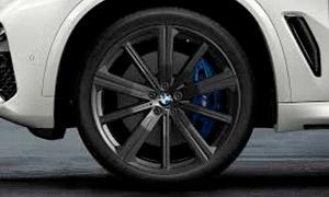 Колесный диск 749M (звездообразные спицы) R22 M Performance для BMW X6 G06
