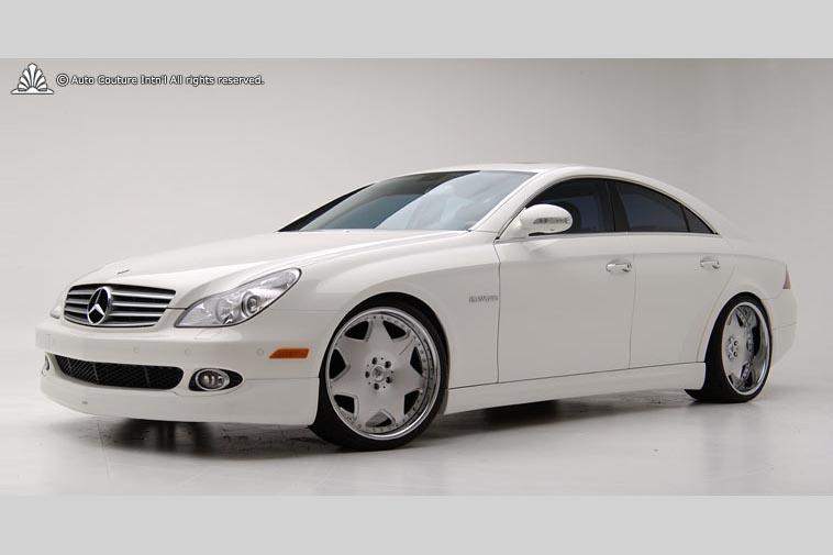 Аэродинамический обвес Auto Couture Seraphic Line для Mercedes CLS-class C219