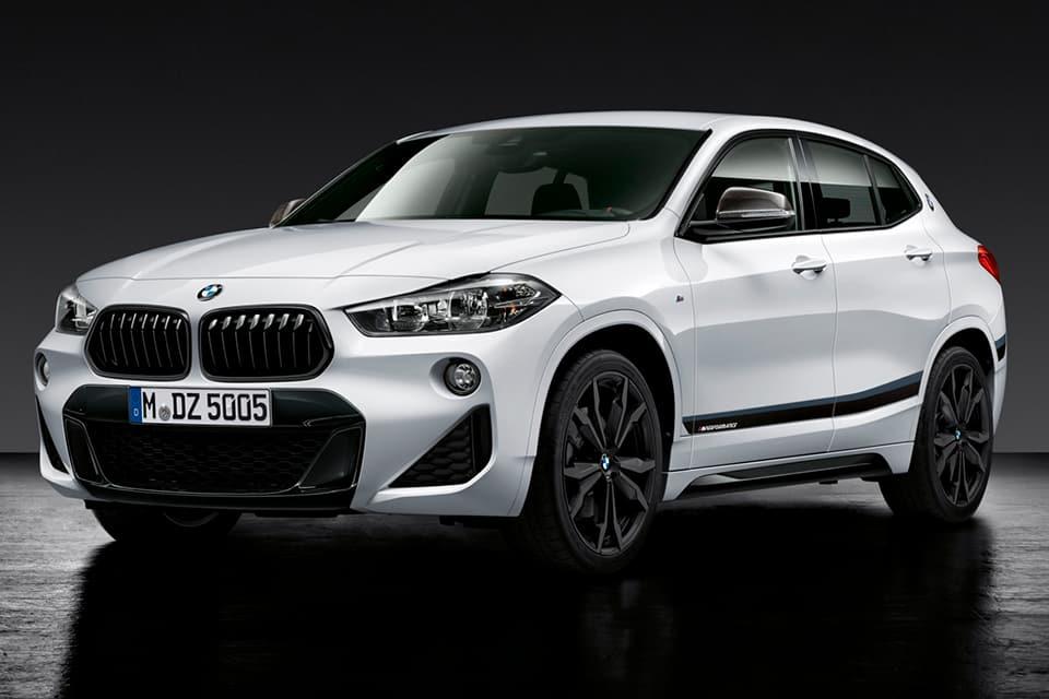 М-обвес для BMW X2 F39