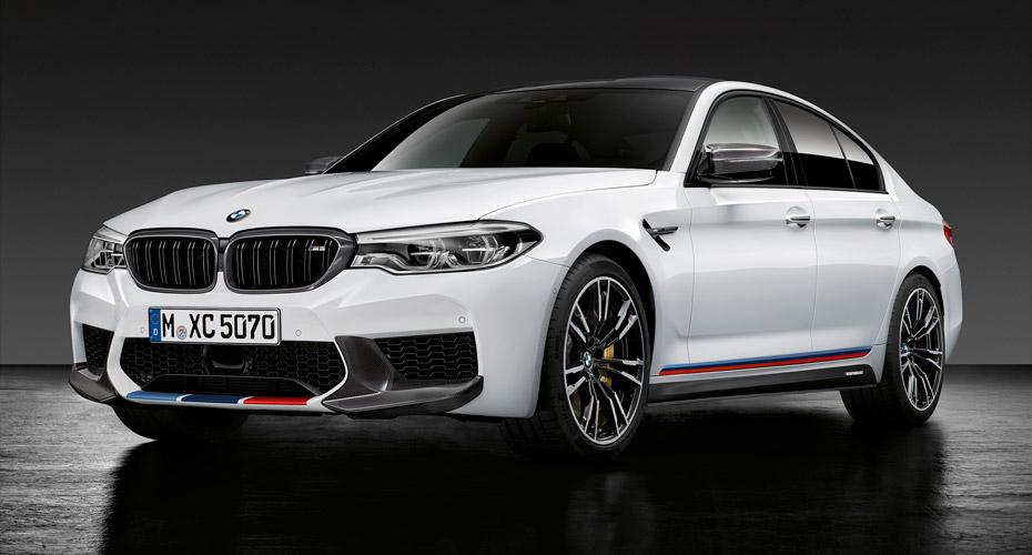 Тюнинг M Performance для BMW M5 F90