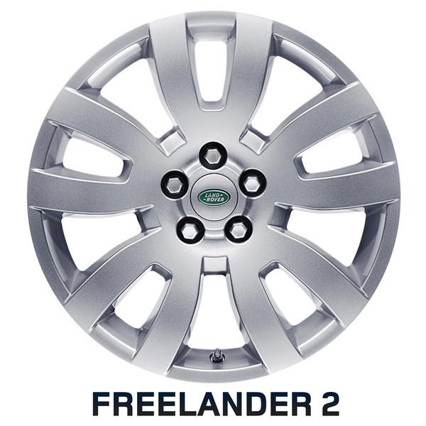 Колесный диск R18 Silver Sparkle для Land Rover Freelander