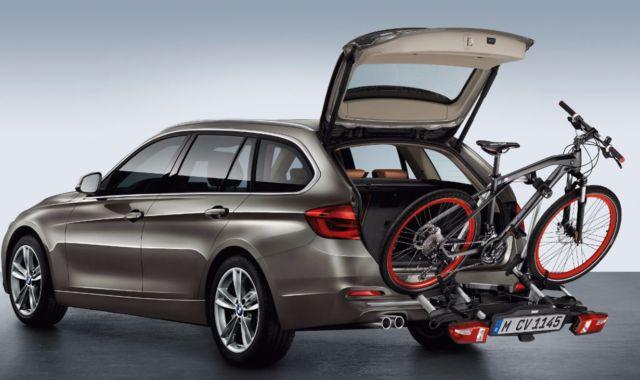 Задний держатель для велосипеда Pro 2.0 для BMW X6 F16