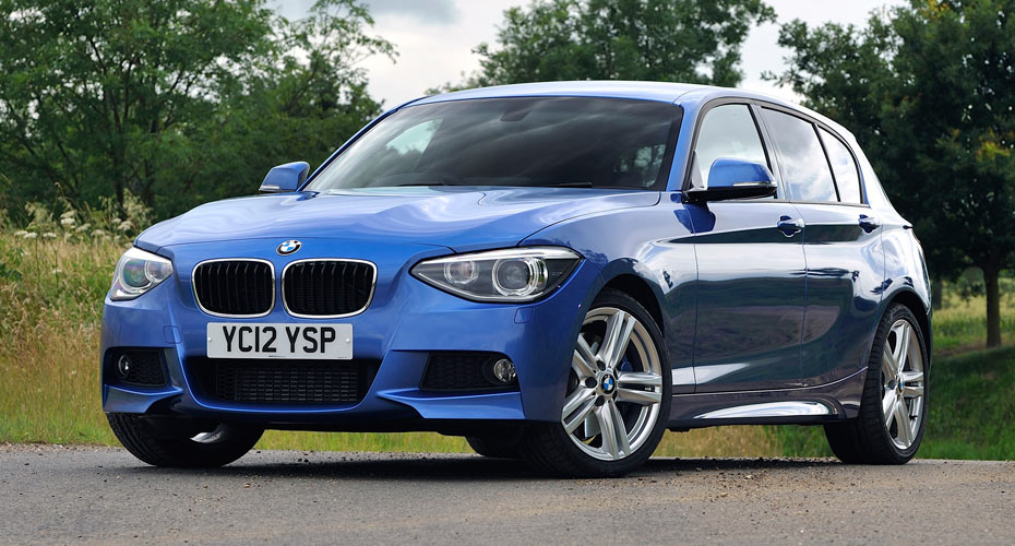 Обвес M Sport для BMW 1 Series F20
