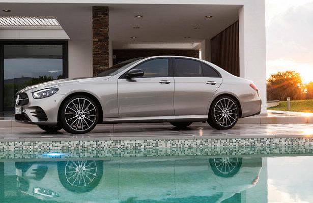 Подробности о новейшем автомобиле Mercedes-Benz E-Class иегоAMG-версии