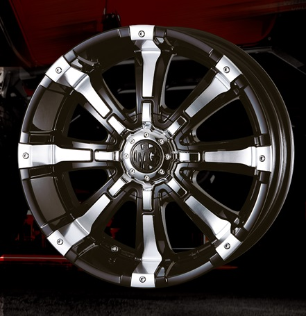 Диски CRIMSON MG BEAST для Lexus LX