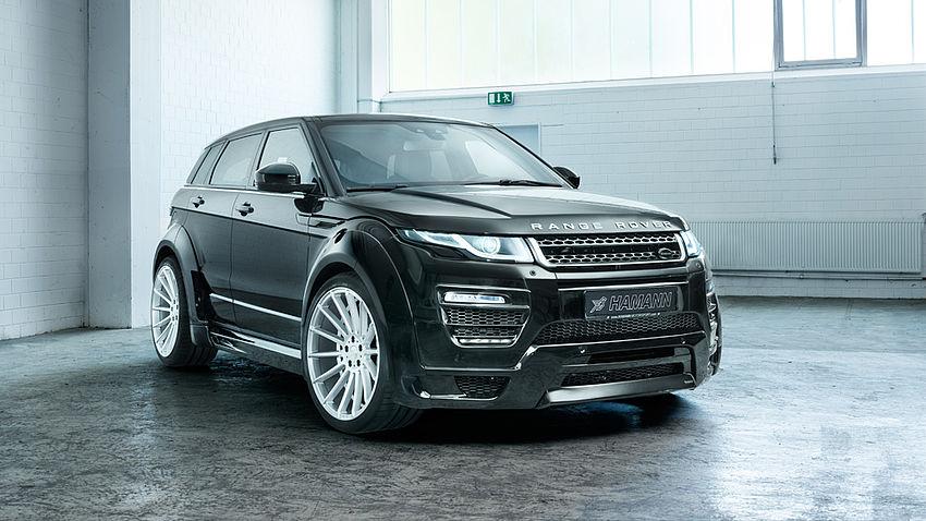Обвес HAMANN для Range Rover Evoque 2015-