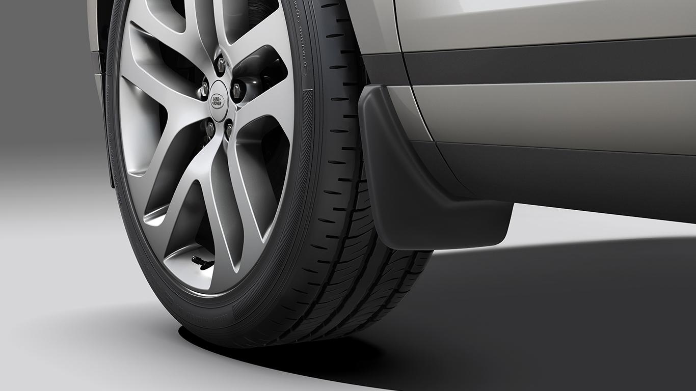 Передние брызговики для Range Rover Evoque