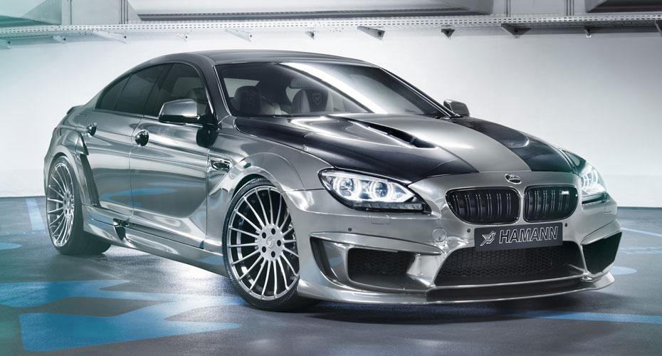 Аэродинамический обвес Hamann Mirror для BMW M6 F06 Gran Coupe