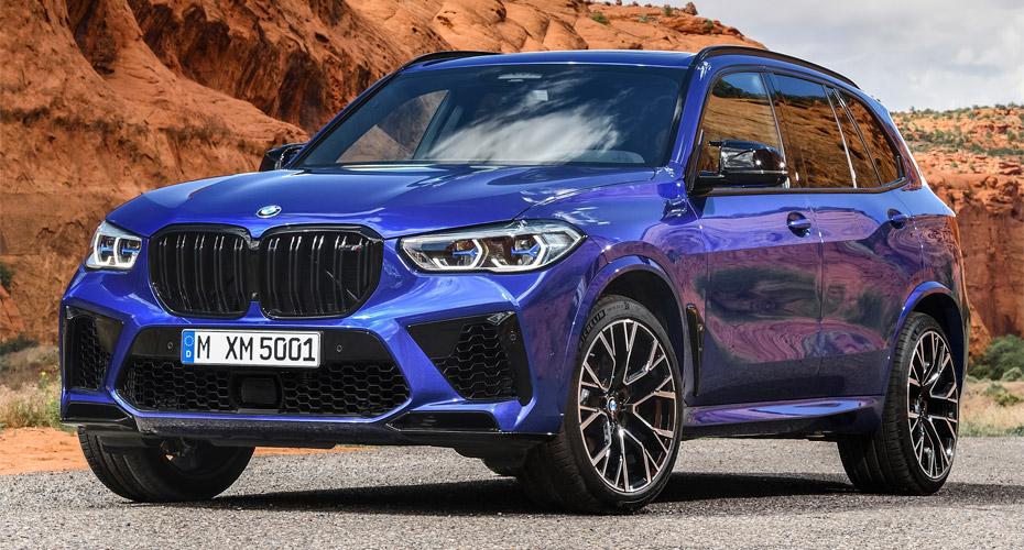 Рестайлинг для BMW X5 G05 в X5M