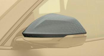Накладки на зеркала (карбон) Mansory для Lamborghini Urus