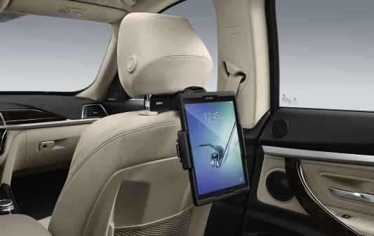 Универсальный фиксатор Tablet Safety Case для BMW 1 Series F20/F21