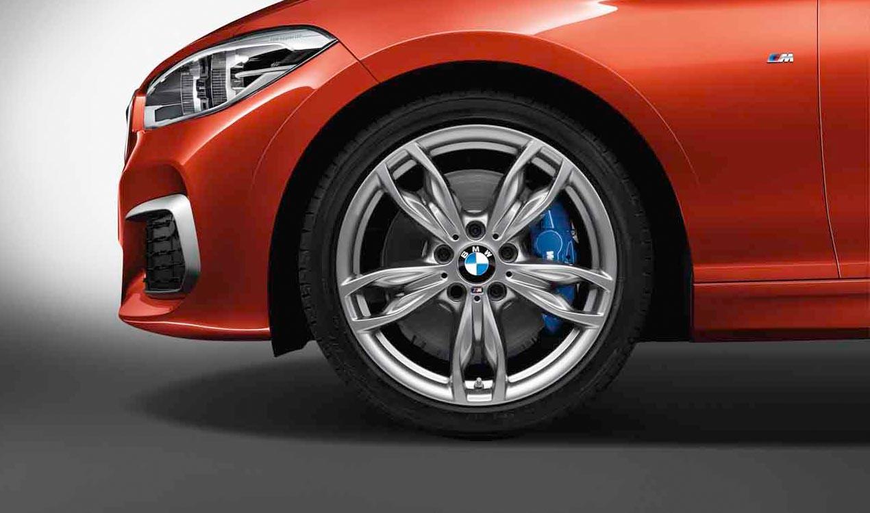 Легкосплавный колесный диск (сдвоенные спицы) 436 для BMW 1 Series F20/F21