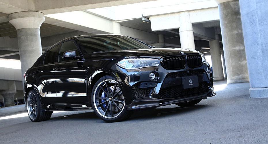 Тюнинг 3D Design для BMW X6M F86