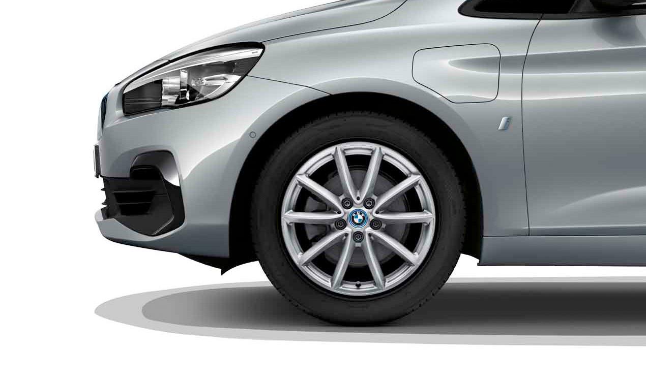 Легкосплавный колесный диск (V-образные спицы) 683 для BMW X1 F48