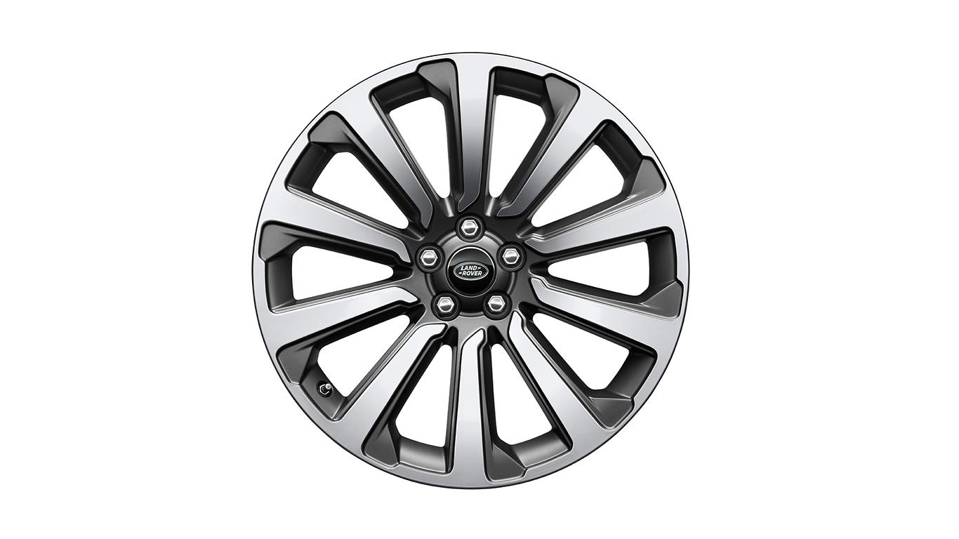 Колесный диск R20 Style 1032 Diamond Turned Finish для Range Rover Velar