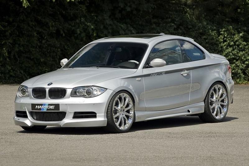 Обвес Hartge для BMW 1 Series E82