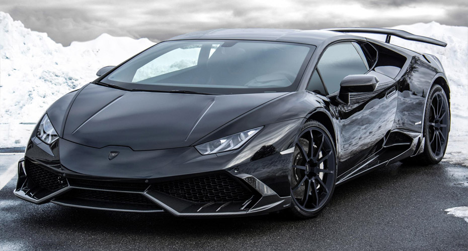 Обвес Mansory для Lamborghini Huracan