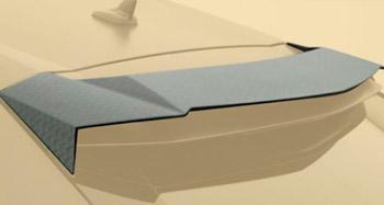 Спойлер на крышу (карбон) Mansory для Lamborghini Urus