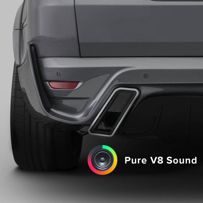 Модуль STARTECH SoundXtra для Range Rover Sport 2018-
